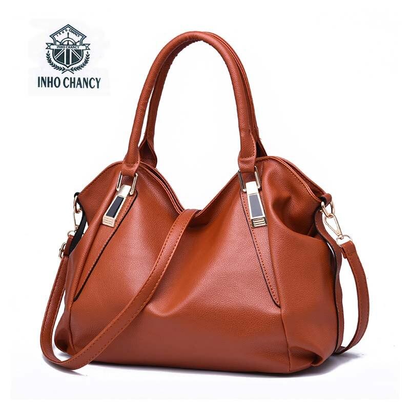 2019 new sac a main femme de marque luxe cuir messenger bag Handbags Ladies Portable Shoulder Bag Office Ladies Hobos Bag Totes