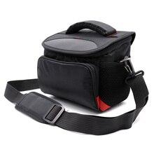 Impermeável Caso Saco Da Câmera para Canon EOS M5 800D 760D 750D 700D 1300D 1200D 1100D SX60 SX50 G3X 100D 550D 600D 650D 18-55mm Lente