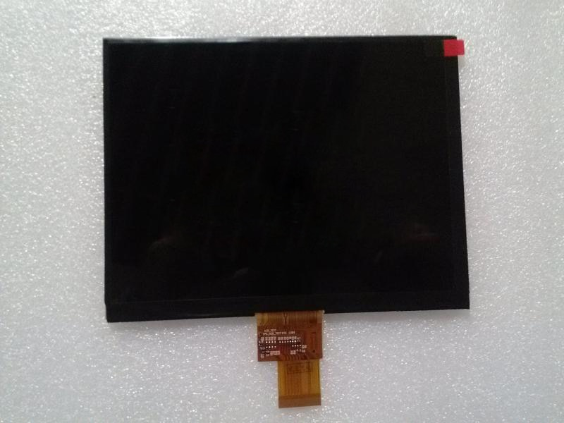"8 ""pantalla de visualización LCD completa para Explay Surfer 8,02/Surfer/8,31/ostras T8 3G 40 pin 174*135*2,8mm (P/N HE080IA-04)"