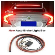 Car Accessories For toyota corolla rav4 c-hr yaris avensis auris highlander prius Camry LED Car Brake Light Strip Reverse lamps