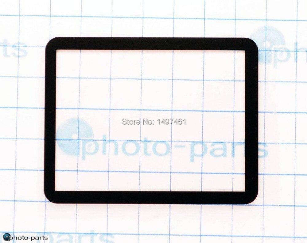 Piezas de reparación de cristal del protector de pantalla LCD externo/externo para Canon EOS 7D DS126251 SLR