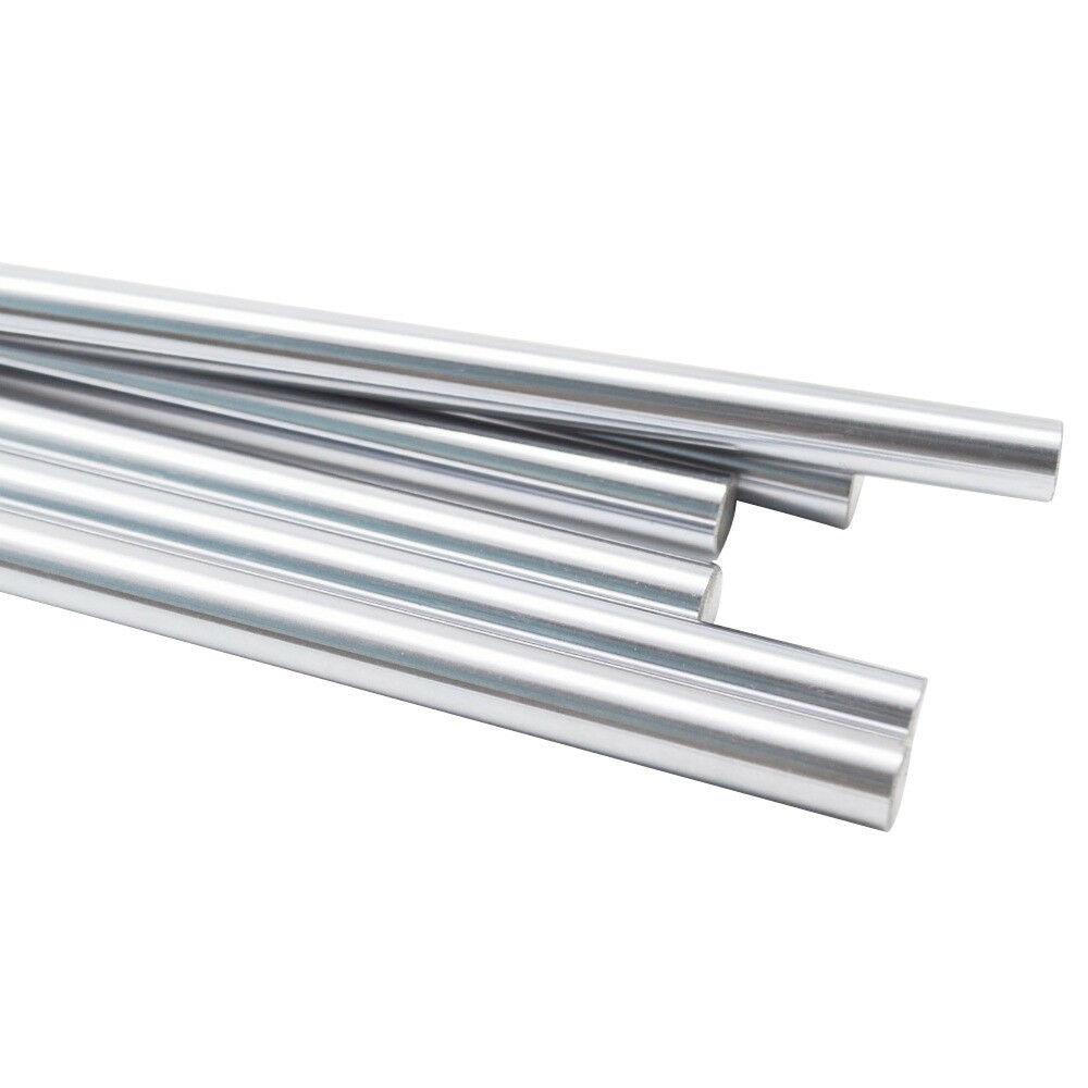 6 шт./компл. Prusa MK3 bear 8 мм набор гладких стержней для Prusa bear X/Y/Z axis smooth rods harden steel