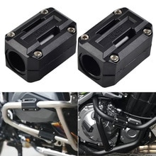 Protection contre les chocs pour moto   Blocs de protection pour moteur, pour Honda CB400 CB500F CB500X CB600F CB750 CB1100 CBF1000ST CB1000