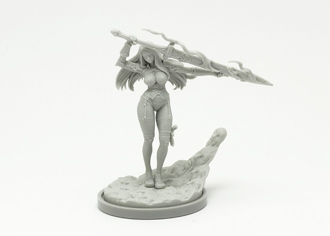 Knight Variant Order Weaponsmith Resin Model kit Free Shipping