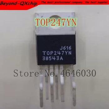 Free Shipping! 50pcs/lot TOP247YN TOP247Y TOP247 TO-220 New original