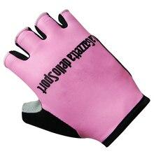 Tour de Italy Bike Gloves Mountain Road  3D GEL Anti-slip Cycling Gloves Anti-shock Half Finger Bicycle Gloves