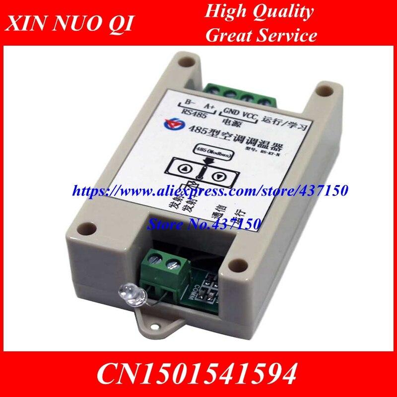 485 termostato Modbus de aire acondicionado, protocolo de aprendizaje, controlador de aire acondicionado infrarrojo, SENSOR de Aire Acondicionado industrial