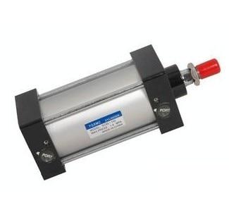 "40mm Bore 175mm Stroke G1/4"" SC40-175 Standard Pneumatic Cylinder SC 40*175 Adjustable Air Cylinders"
