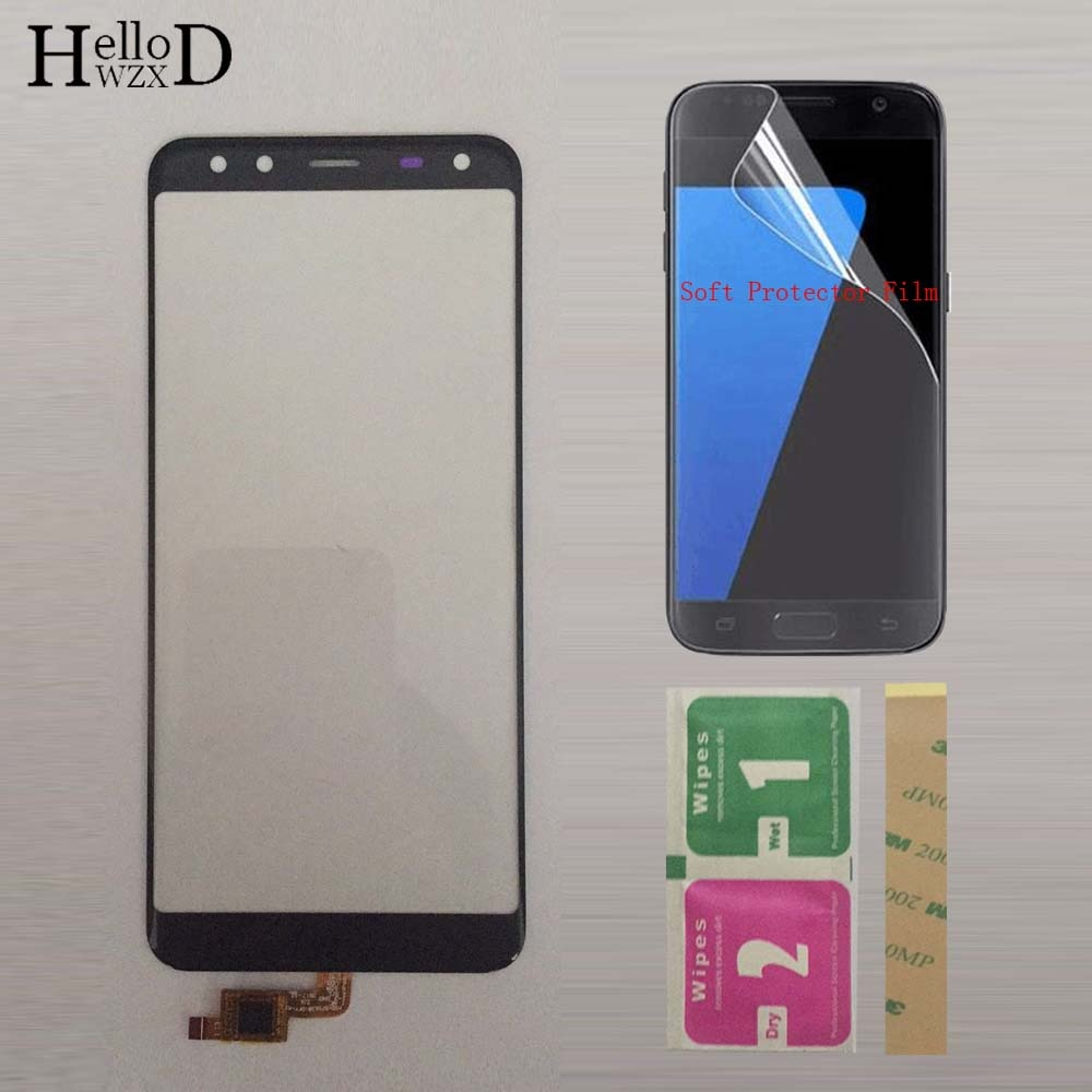 Sensor de pantalla táctil móvil para Leagoo S8 Panel de Digitalizador de pantalla táctil + película protectora