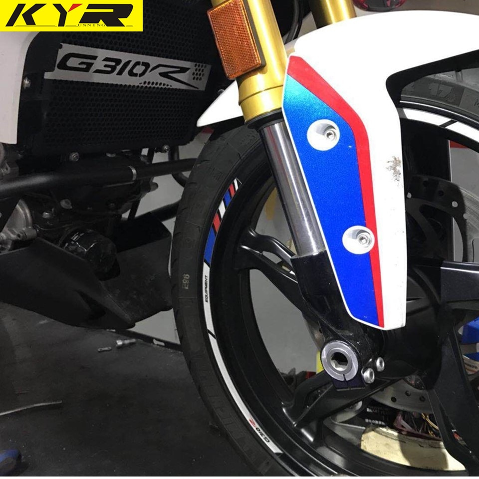 2018 nuevas piezas de motocicleta radiador cubierta protectora para parrilla Protectornk para BMW G310R G 310R G310 R 2017-2018