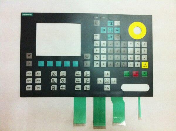 6FC5 500-0AA11-1AA0 غشاء keypad ل sinumerik 802c 6fc5500-0aa11-1aa0 إصلاح ، دينا في المخزون