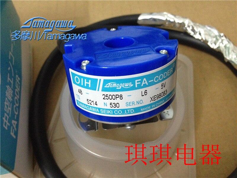 NOVA Rotary Encoder Resolvedor TS5214N530 OIH 48-2500P8-L6-5V