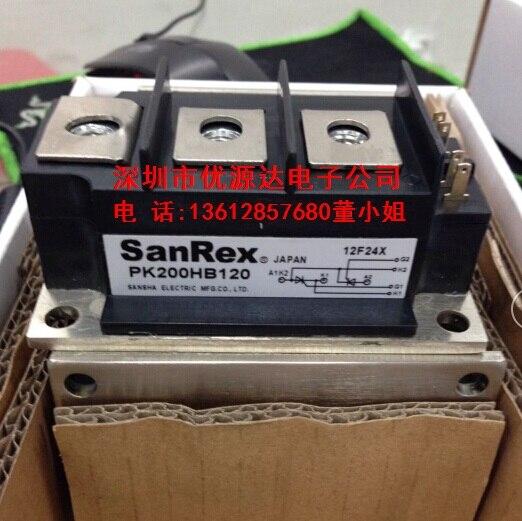PK250HB160 PK250HB120 PK250GB40 PK250GB80 Thyristor módulo IGBT SANREX MÓDULO DE POTÊNCIA original Novo