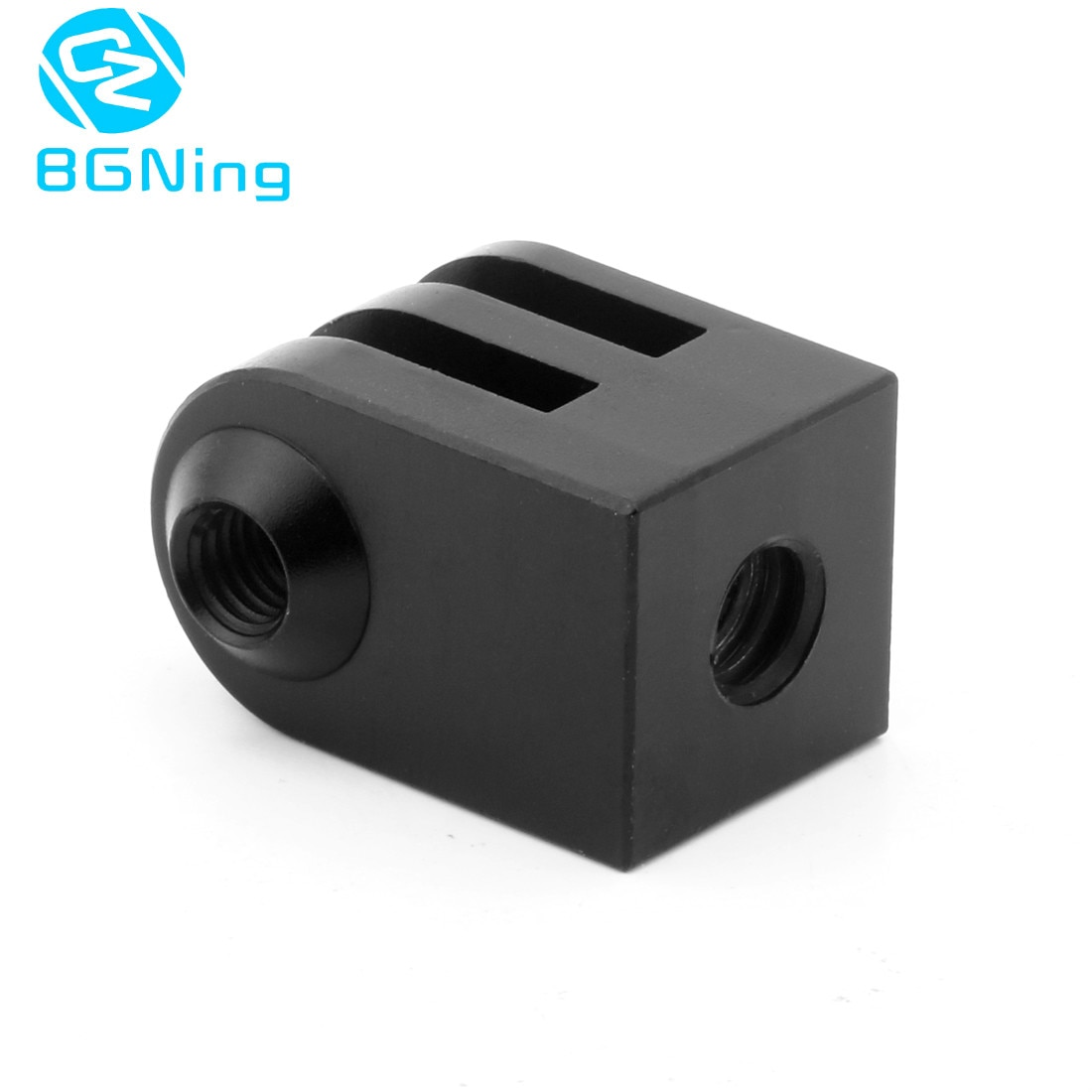 """BGNING CNC алюминиевый сплав мини штатив крепление для наружной спортивной камеры Базовый адаптер для GoPro SupTig все 1/4 """"винт монопод"""