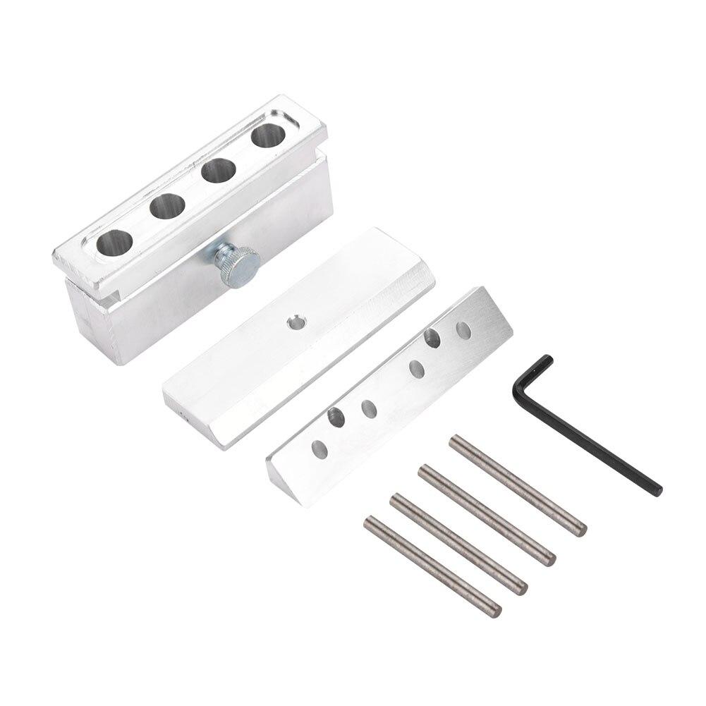Liga de alumínio de molde fabricante de moldes batons lip balm batom DIY kits de ferramentas de maquiagem beleza acessórios Stand Lip Balm Tubo