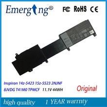 11.1 V 44WH nouvelle batterie dorigine pour Dell Inspiron 14z-5423 15z-5523 2 NJNF 8 JVDG T41M0 TPMCF