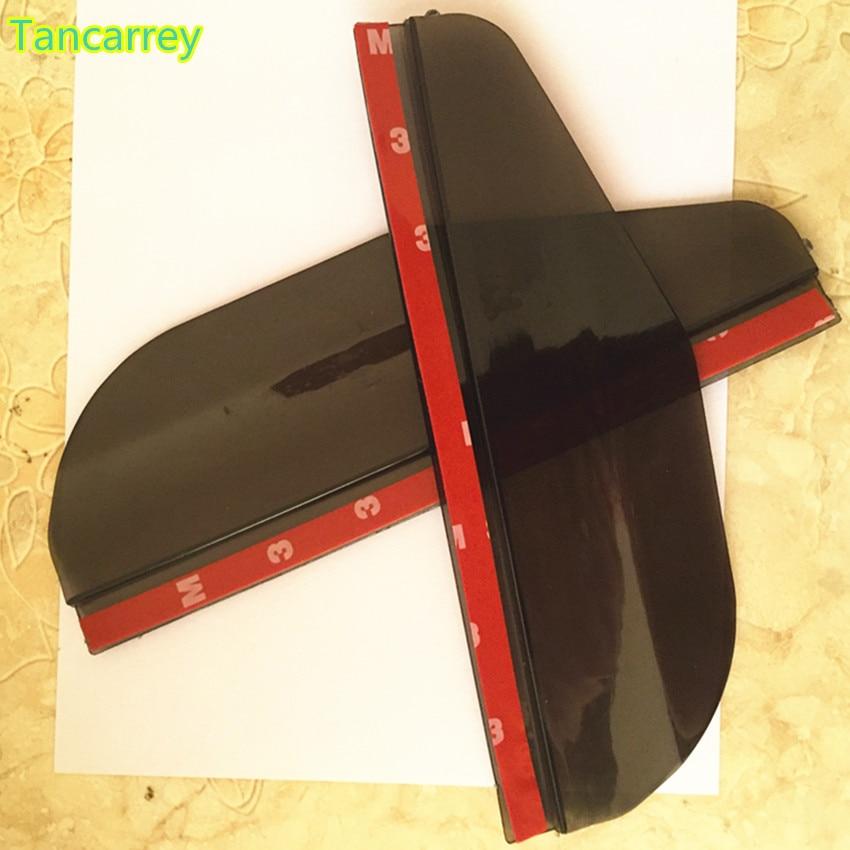 אביזרי רכב Rearview Mirror אטים לגשם עבור פיג ו 307 308 407 206 207 3008 406 208 2008 508 408 306 301 106 107