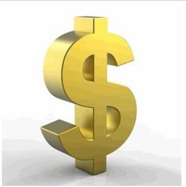 Дополнительная плата, дополнительный платеж за фрахт заказов или стоимость образцов согласно описанию, вес 0,5
