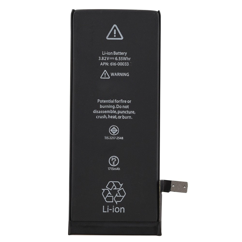 1715Mah Rechargeable Li-ion Bateria For iPhone 6S Cell Phone Replacement Battery Phone Spare Batteries with tools Kit enlarge