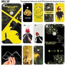 Twenty One Pilots Soft Silicone Case for Huawei NOVA 3 3i 4 Honor 7A Pro  7S 6X 7X 8X 8 9 10 Lite Play View 20 Fashion Cover