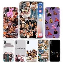 Carcasa para iPhone XS Max XR X 10 7S 8 6 6S Plus 5S SE 5 4S 4 5C 11Pro, carcasa de plástico duro de lujo para teléfono