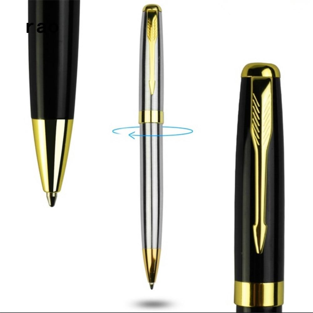 Высококачественная офисная шариковая ручка 388, цветная, офисная, школьная, офисная, среднего размера