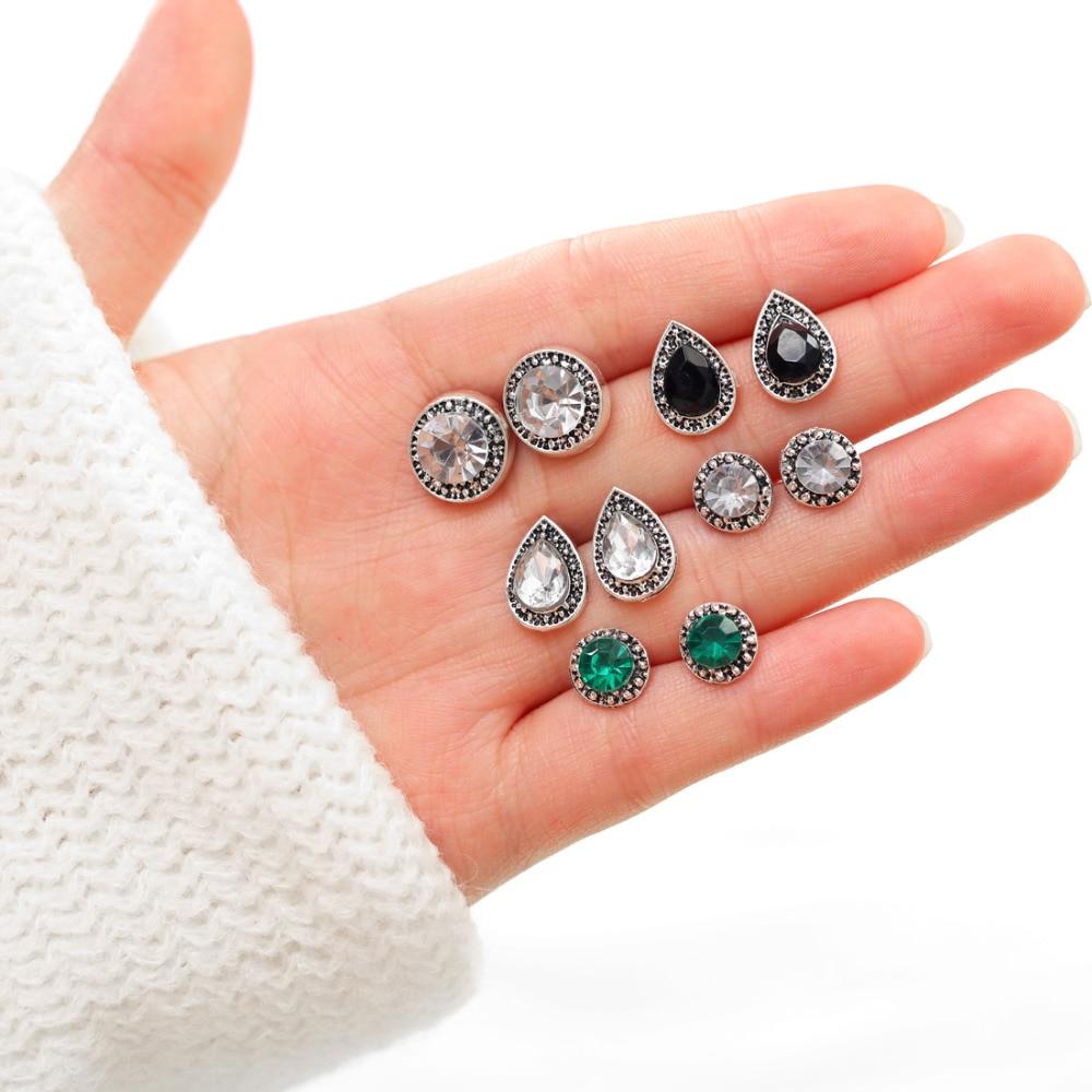 4-6 pares/set estrela do mar concha multicolorido brincos para o casamento feminino boêmio verão praia boucle doreille jóias brincos