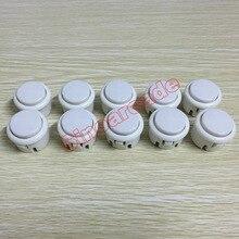 10 pièces 30mm Arcade Snap dans le remplacement de bouton poussoir pour MAME JAMMA Multicade