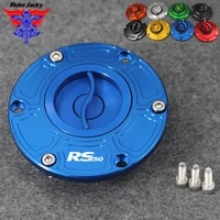 for aprilia rs250 rs 250 all years motorcycle keyless fuel tank gas cap cover