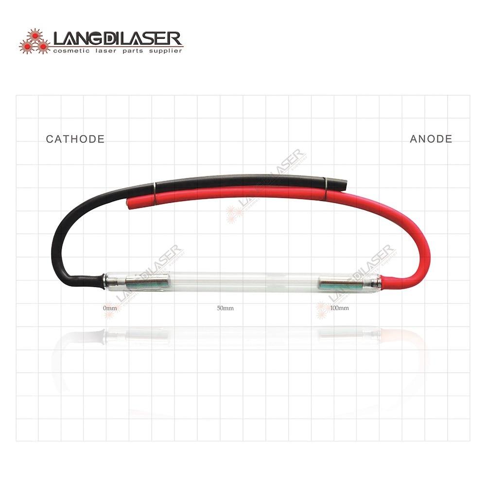 SHR flash bulbs lamp : 9*65*120F-wire , Lamp for Sincoheren , cosmetic laser repair lamp , Sincoheren lamp