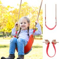 Portable Non-toxic Environmentally Eva Garden swing child Outdoor hanging chair Indoor Swing kids Backyard Tree Swing Seat Toy