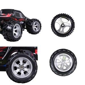 2pcs/lot WLToys 1:18 RC Car Spare Parts Wheels Tyre A949-01/A959-01/A969-01/A979-01/-B/K929B Wheels Tire
