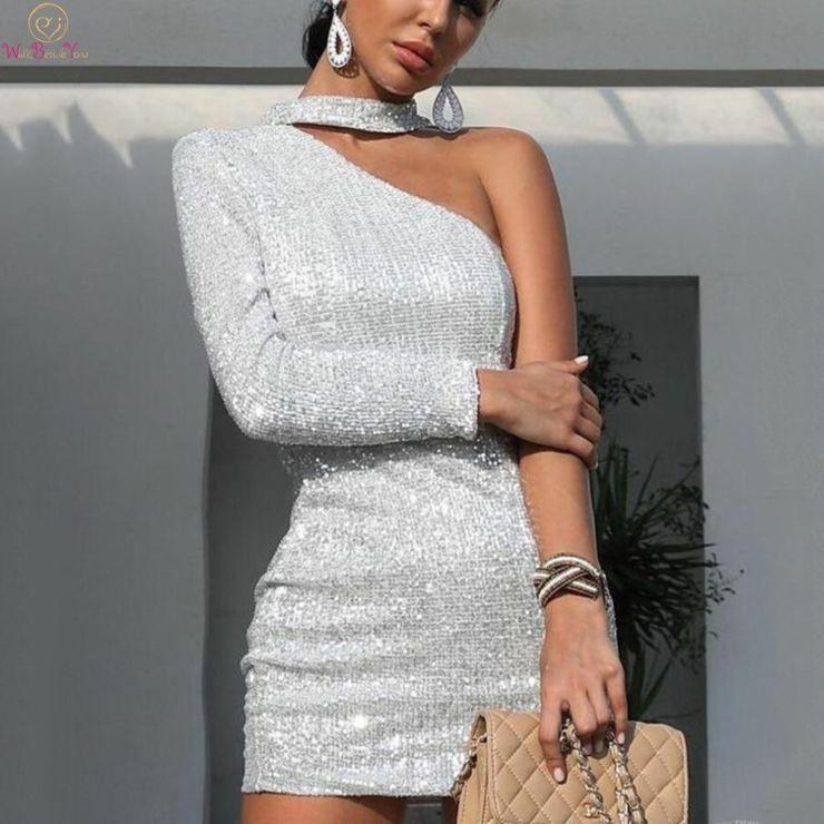 Короткие Коктейльные мини-платья, 2019