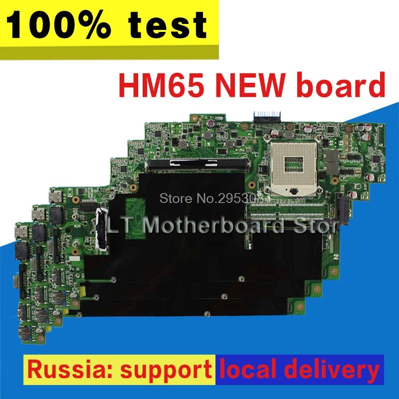 Vx7sx placa-mãe rev2.0 para asus g53sx vx7 vx7s computador portátil placa-mãe vx7sx vx7sx teste placa-mãe 100% ok