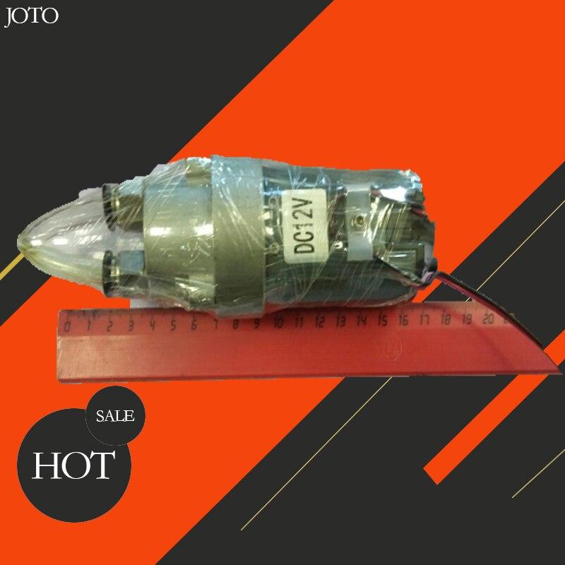 12V/24v Micro Self-suction Gear Oil Pump DC Waster Oil Transfer Pump