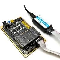 Altera ליבת לוח ערכת ציקלון IV EP4CE FPGA פיתוח לוח + במהירות גבוהה USB Blaster + SDRAM מודול Ata008