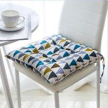 Coussins de siège épais pour jardin   Coussin de chaise pour salle à manger, coussin de cuisine, coussin de Patio souple pour bureau