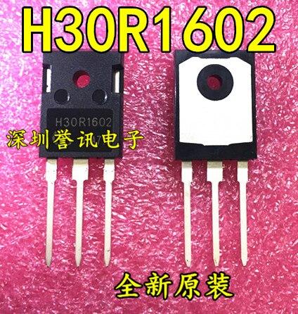 5 adet/grup H30R1602 IGBT indüksiyon ocak adanmış boru (30 a 1600 v) TO-247