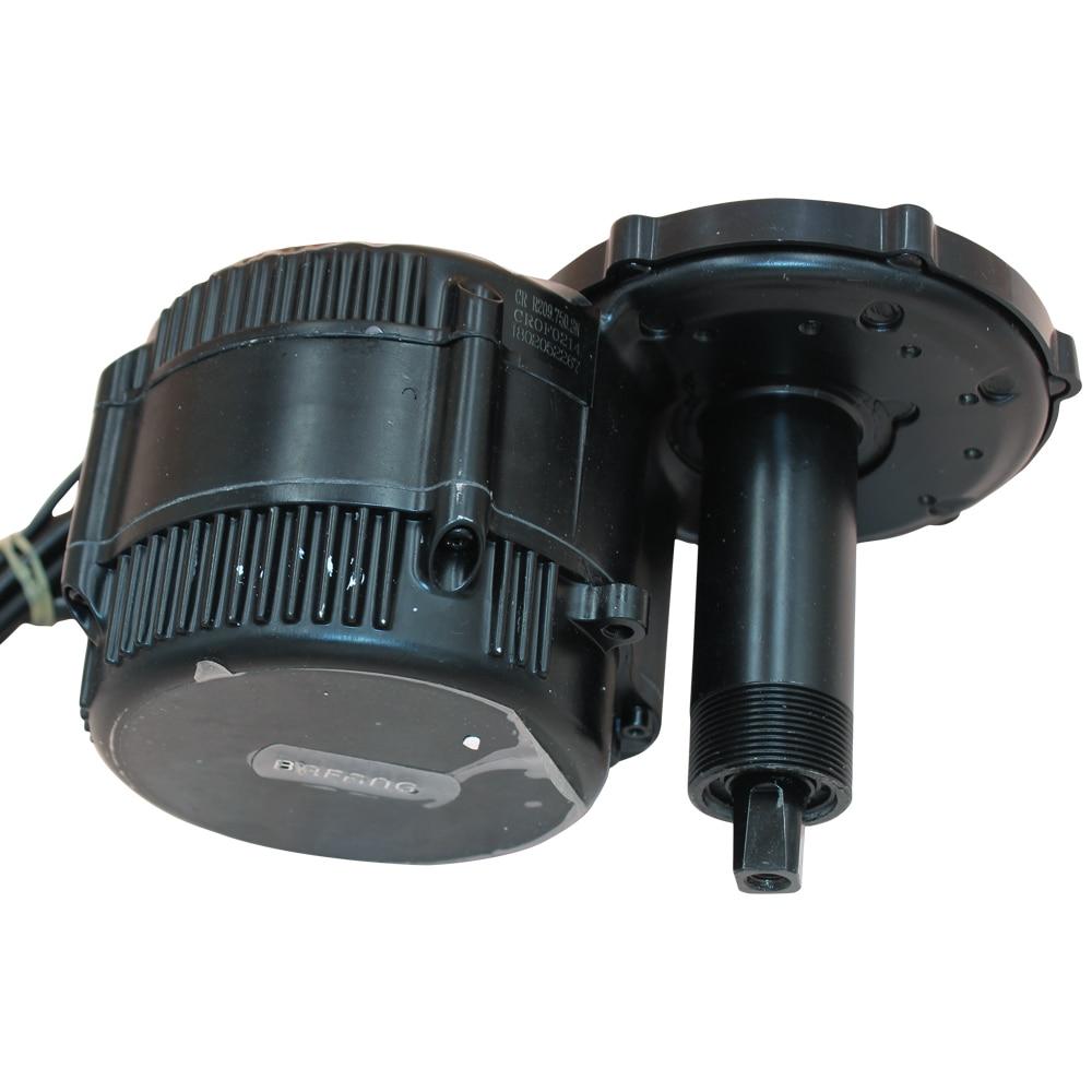 Bafang-محرك مركزي للدراجة الكهربائية 8fun BBS01 BBS02 ، 36V ، 48V ، 250W ، 350W ، 500W ، 750W ، المحرك فقط