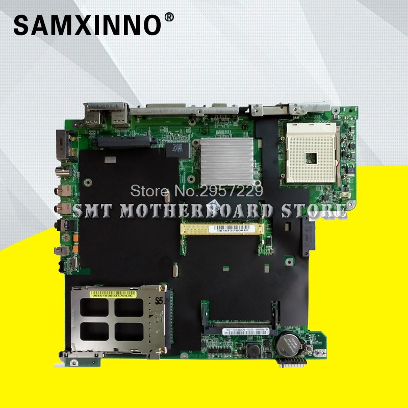 Placa base para For Asus A6U Z92U A6000U, placa base del ordenador portátil, placa base Tablero Principal, placa base probada, bien, placa base S-6