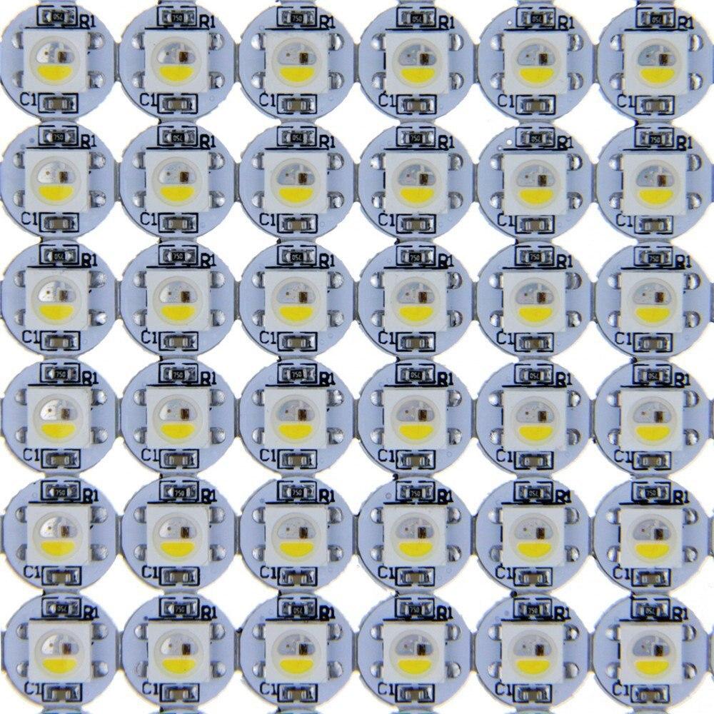 100 Uds IC CHIP LED WS2812B SK6812 WS2813 SK9822 2020, 5050, 3528, 3535 RGB SMD LED CHIP DC5V PREWIRED LED Junta