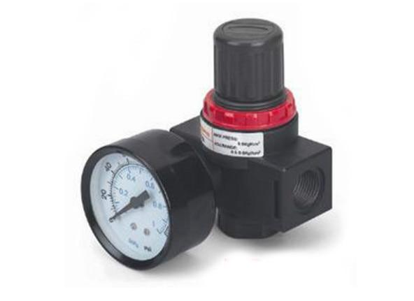 "BR4000 Air Pressure Regulator 1/2""BSPT 3000 L/min Gauge Bracket"