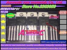 Aoweziic 100% nuevo importado original IRFB4110PBF IRFB4110-220 MOS FET 100V180A