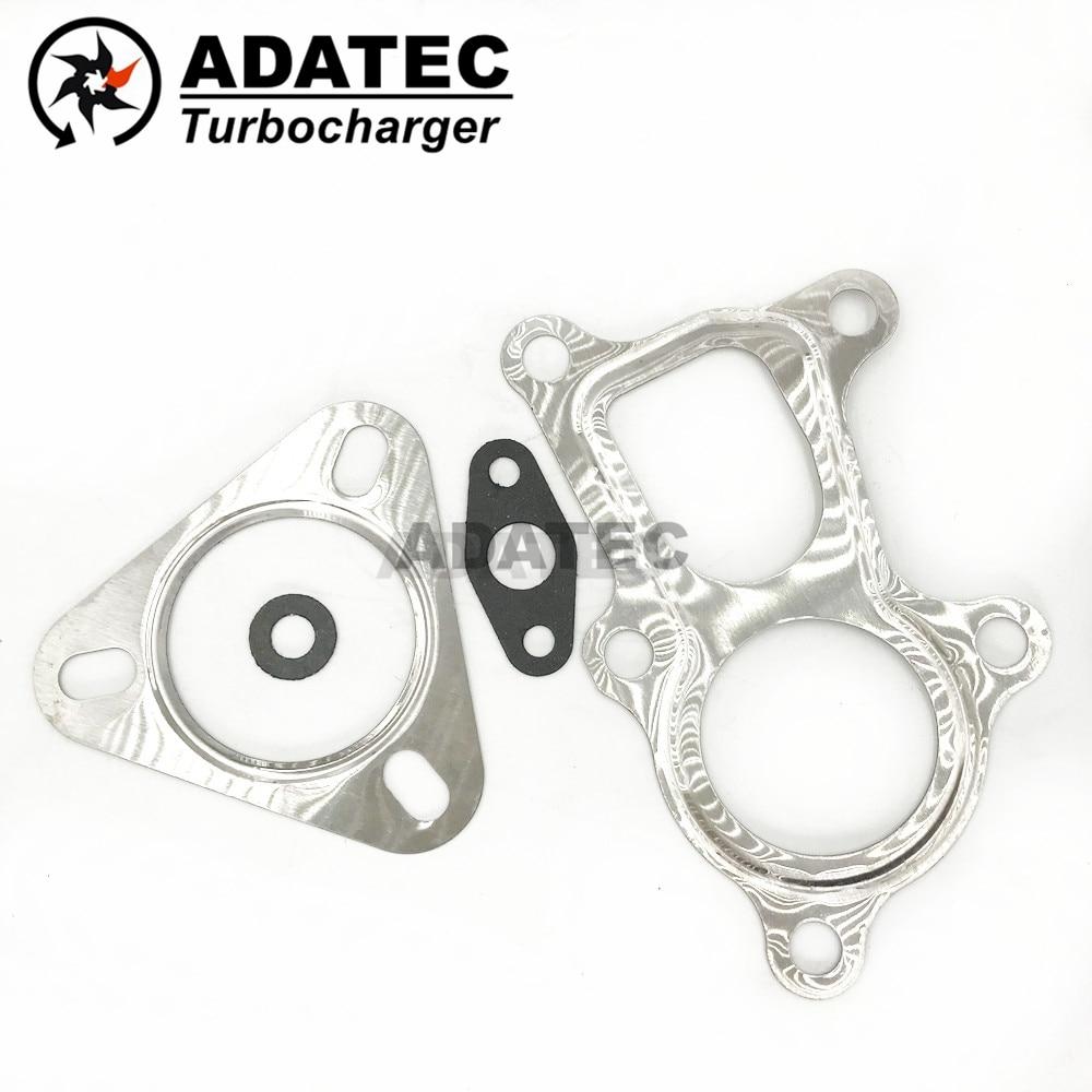 TD04 turbo gaskets 49177-02512 49177-02513 49177-07612 turbine MR355225 for Hyundai Gallopper 2.5 TDI 73 Kw 99 HP D4BH 4D56 TCI