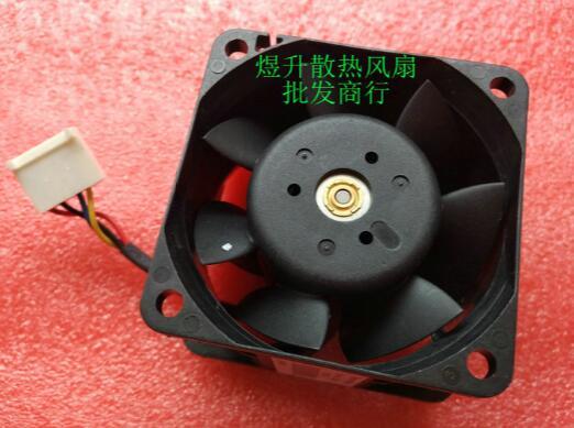 60*60*38 12 V 2.20A 2B06038B12G 6 CM quatro linha violento servidor ventilador de refrigeração