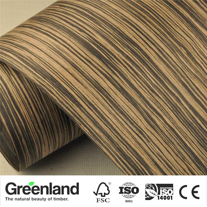 Ebony Veneer Flooring DIY Furniture Natural 250x60 cm furniture for home accessories bedroom furniture wood veneer