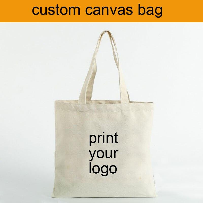 Preço de Fábrica Bolsa de Lona Fazer o Seu Personalizado Bolsa Impressão Logotipo Pegar Sua Cor Tamanho Seu