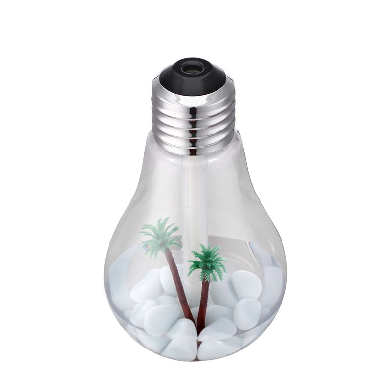 LED Lamp Air Ultrasonic Humidifier for Home Essential Oil Diffuser Air Freshener Aroma Diffuser Mist Maker with LED Night Light