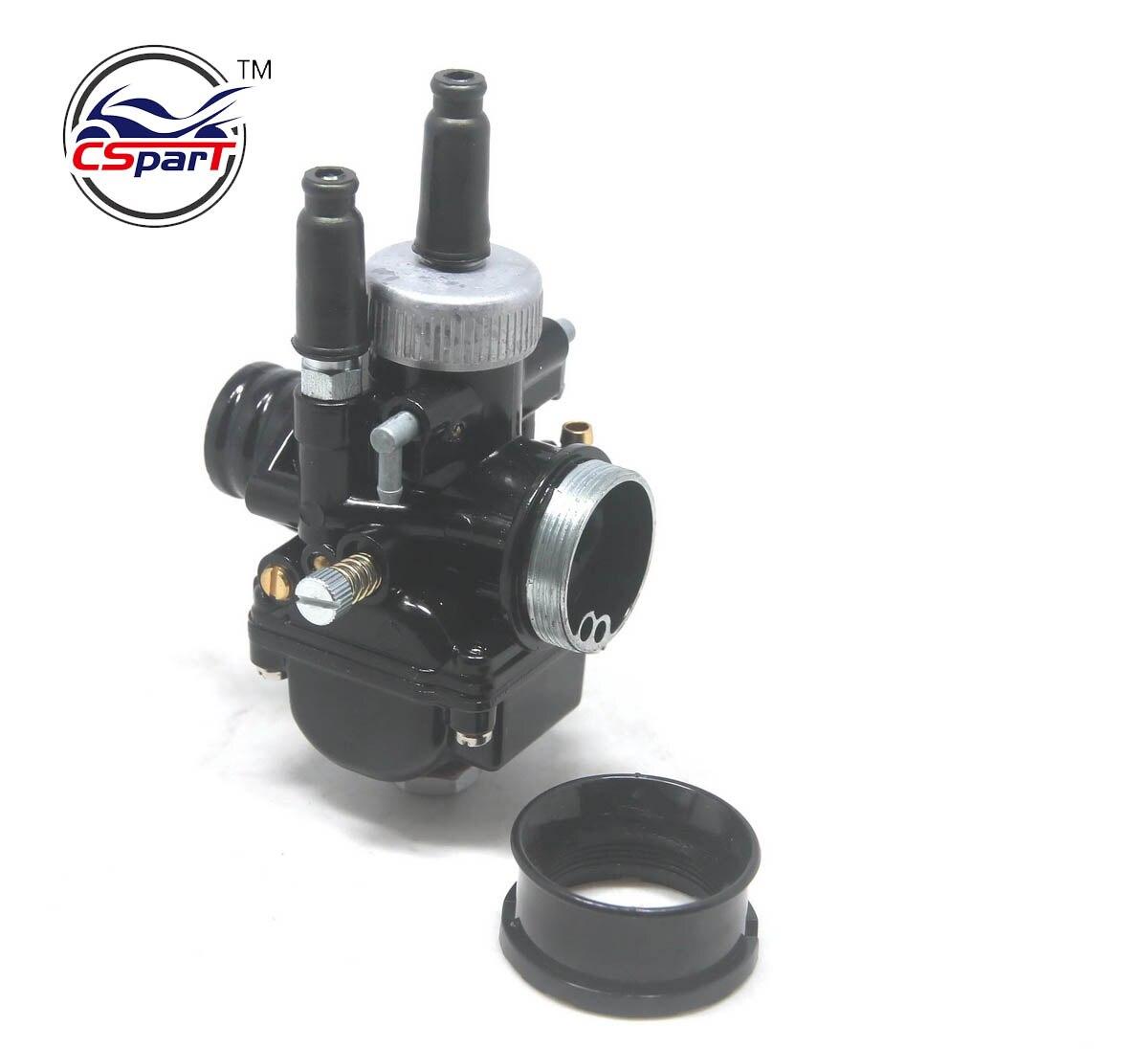 Negro 17mm 19mm 21mm para Dell orto PHBG DS Racing carburador