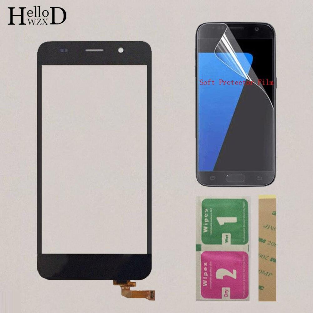 5,0 Handy Touchscreen Digitizer Für Huawei Ehre 4A Y6 4g SCL-L21 Touchscreen Sensor Touchscreen Montage Protector film